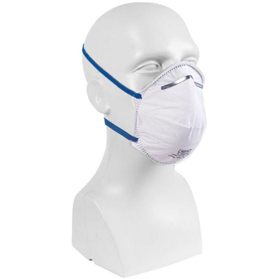 FFP2 Disposable Respirator Mask Pack of 100