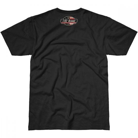 7.62 Design 72 Virgins T-Shirt Black