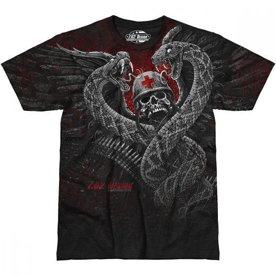 7.62 Design Tactical Medical Operators Fight Your Enemies T-Shirt Black