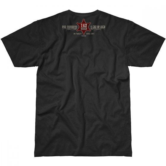 7.62 Design Gun Control T-Shirt Black