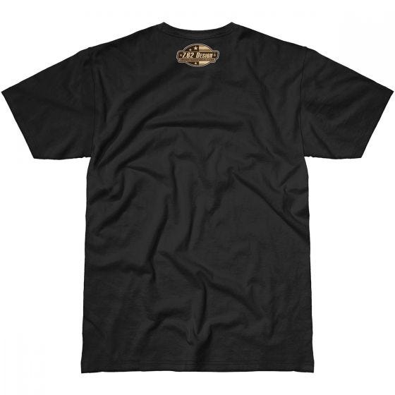 7.62 Design Sergeant Sara T-Shirt Black