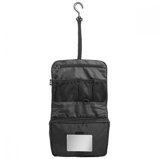 Brandit Toiletry Bag Large Black