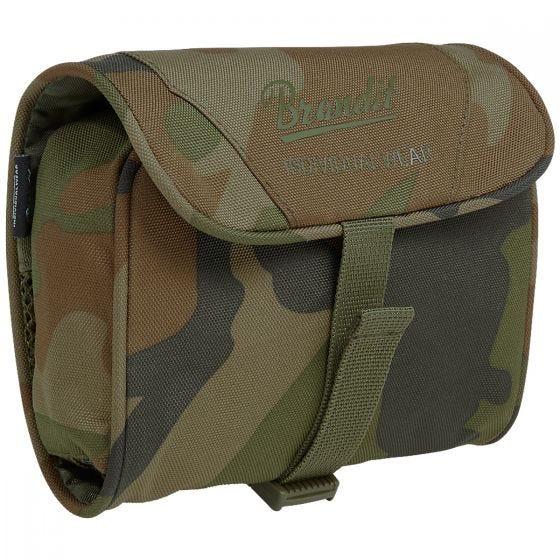 Brandit Toiletry Bag Medium Woodland