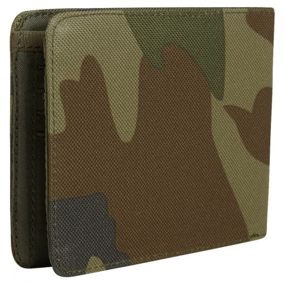 Brandit Wallet Four Woodland