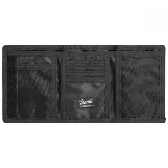 Brandit Wallet Three Black