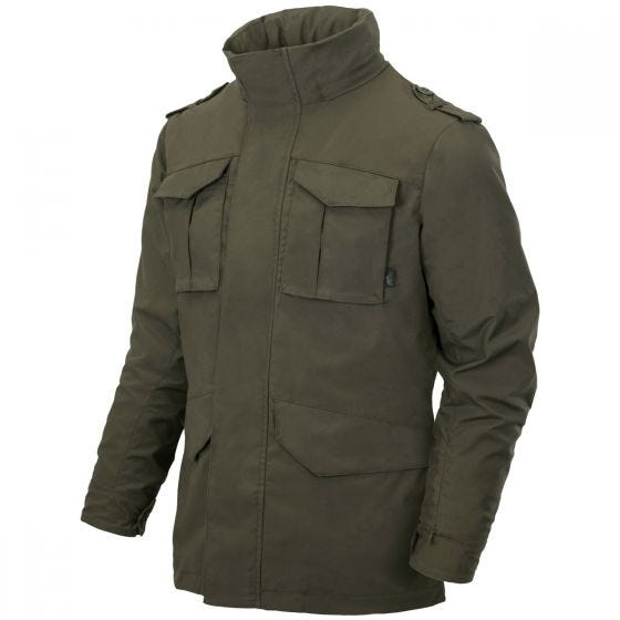 Helikon Covert M-65 Jacket Taiga Green