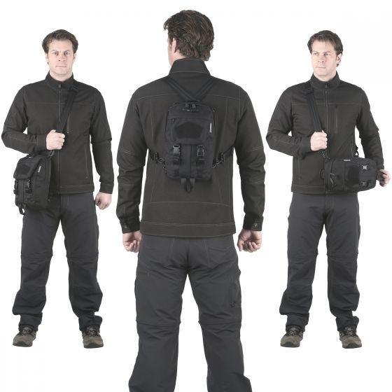 Maxpedition Prepared Citizen TT12 Convertible Backpack Black