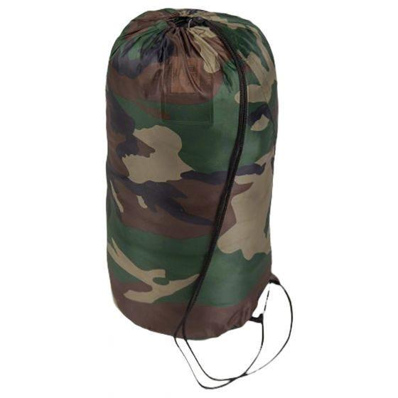 Mil-Tec Comforter Sleeping Bag Woodland