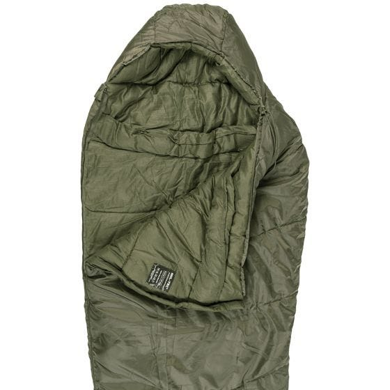 Mil-Tec Mummy Sleeping Bag 400g Olive