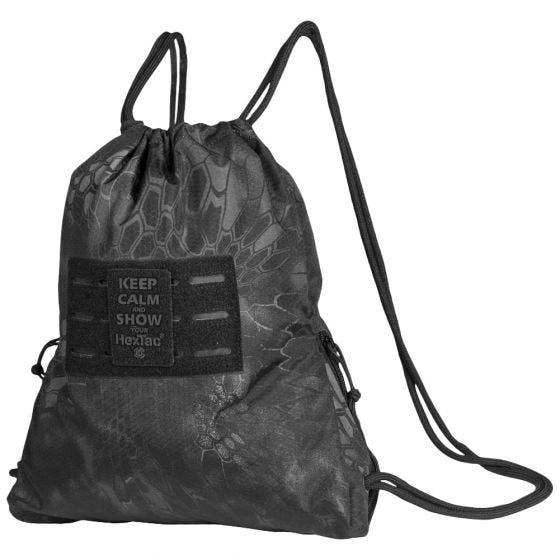 Mil-Tec Sports Bag HexTac Mandra Night