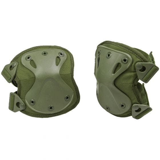 Mil-Tec Protect Knee Pads Olive