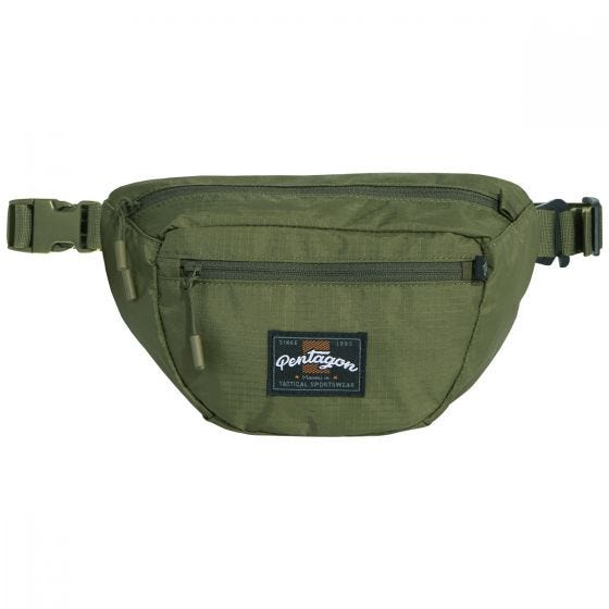 Pentagon Minor Travel Pouch Olive