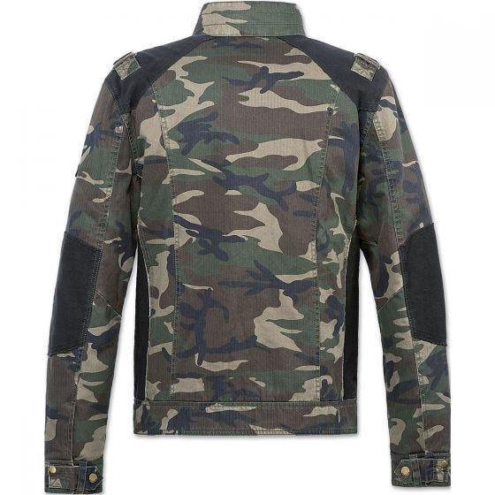 Brandit Blake Vintage Jacket Woodland