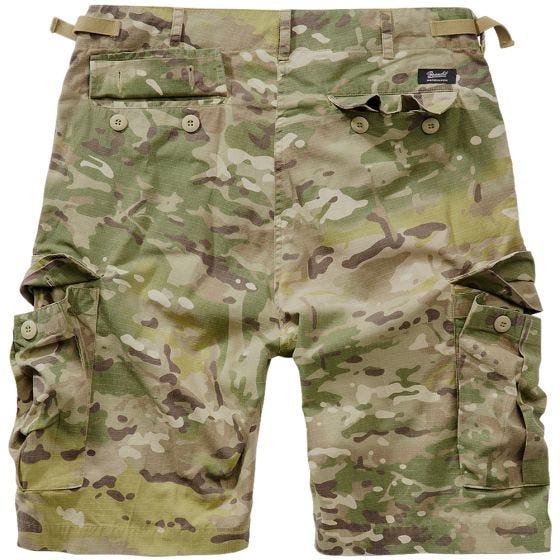 Brandit BDU Shorts Tactical Camo