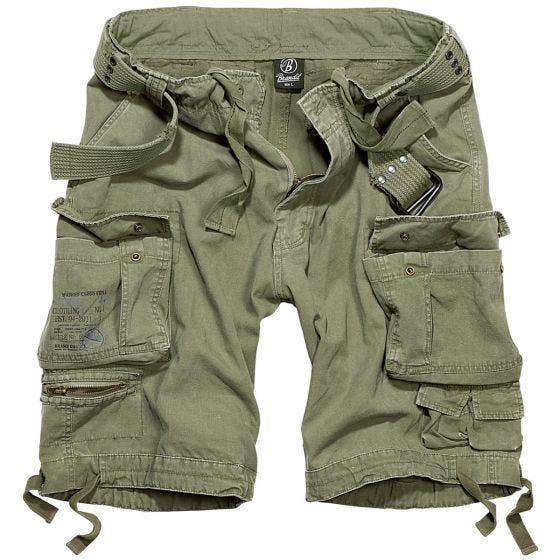 Brandit Savage Vintage Shorts Olive