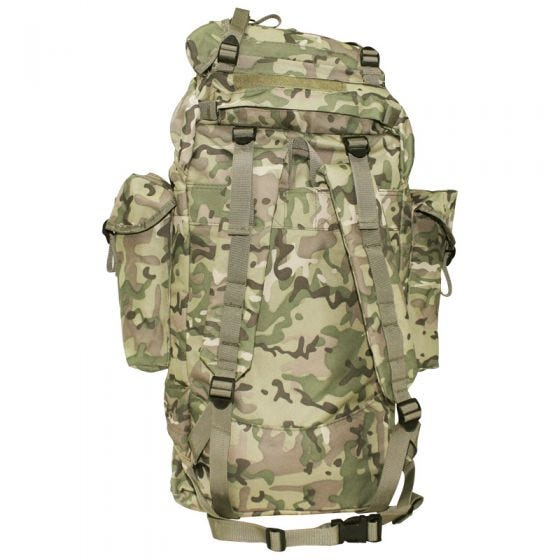 MFH German Army Rucksack 65L Operation Camo