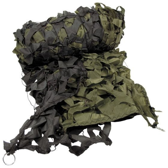 MFH Camouflage Net 2x3m Olive