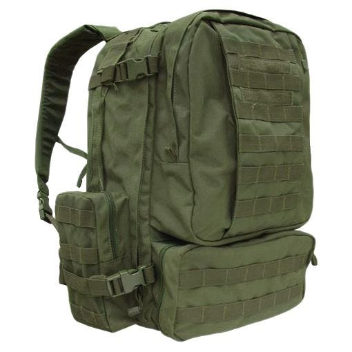 Condor 3-Day Assault Pack Olive Drab