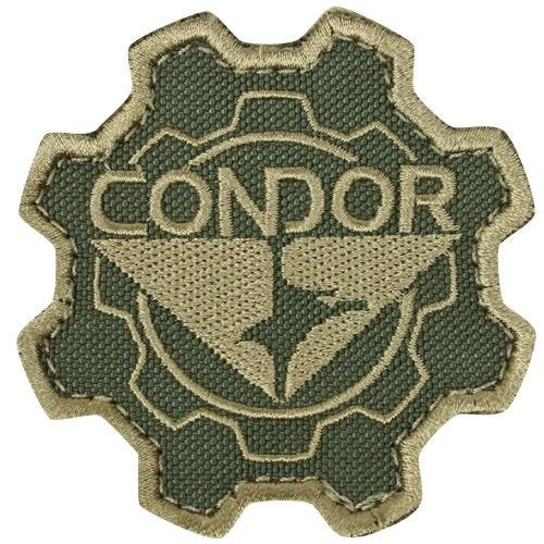 Condor Gear Patch Tan