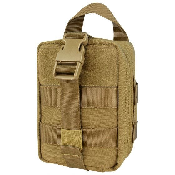 Condor Rip-Away EMT Pouch Lite Coyote Brown