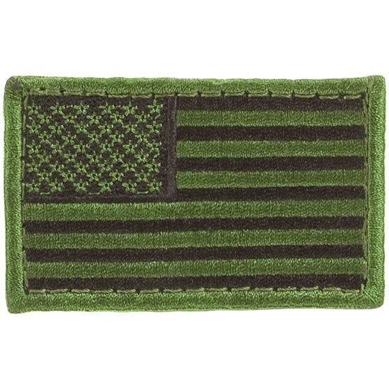 Condor USA Flag Patch Olive Drab