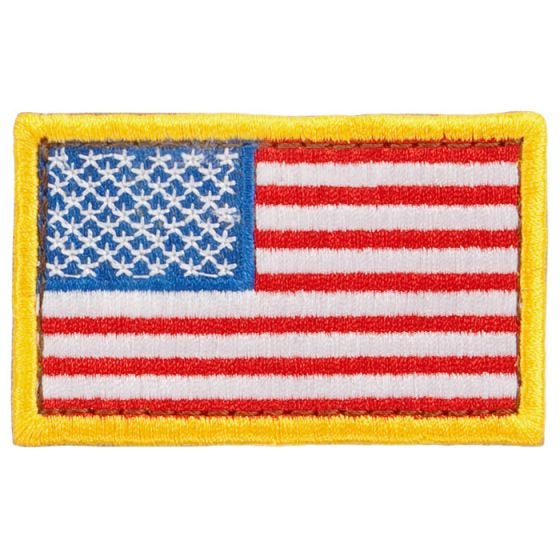Condor USA Flag Patch Red-White-Blue