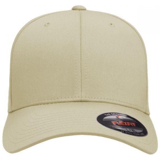 Flexfit Wooly Combed Cap Khaki