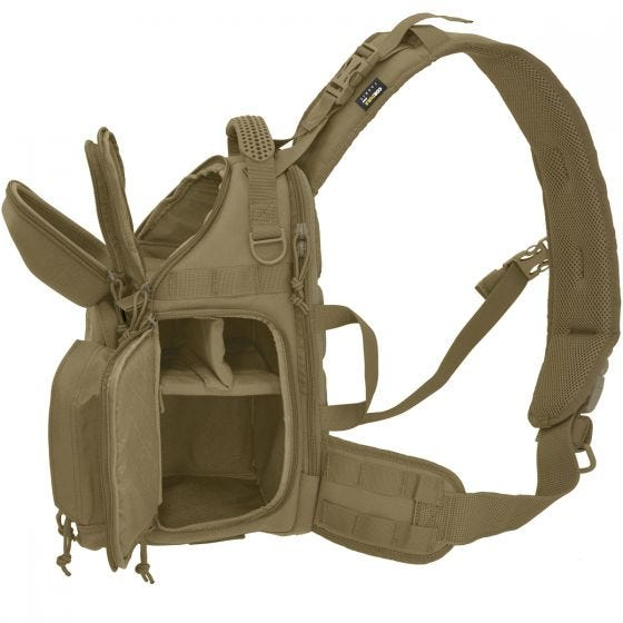 Hazard 4 Freelance Small Photo Sling Pack Coyote