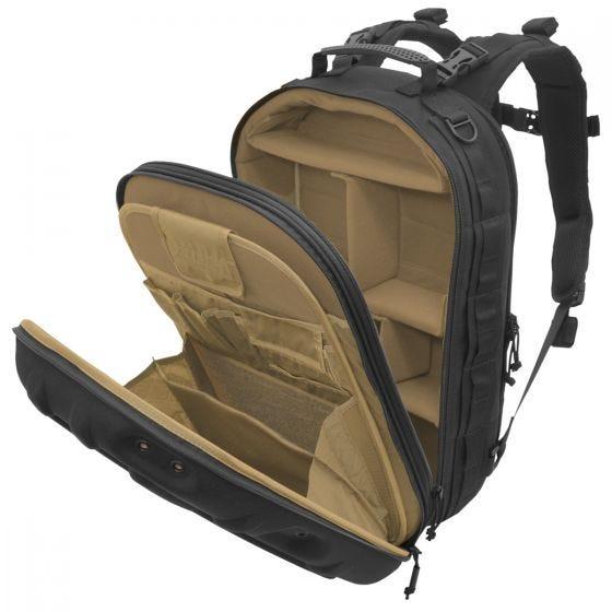 Hazard 4 Pillbox Hardshell Daypack Black