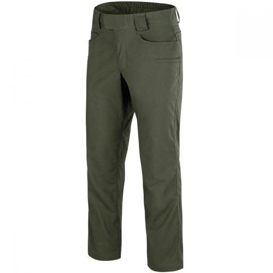 Helikon Greyman Tactical Pants DuraCanvas Taiga Green