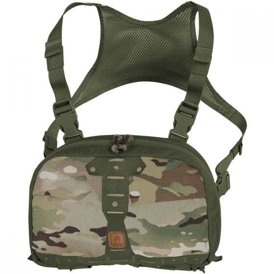 Helikon Chest Pack Numbat MultiCam / Adaptive Green