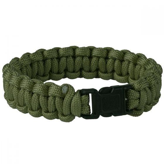 Helikon Survival Bracelet Olive