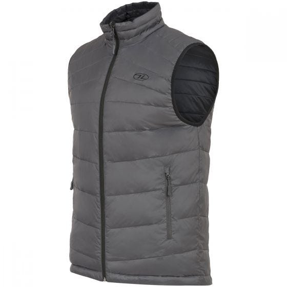 Highlander Reversible Gilet Black / Grey Slate