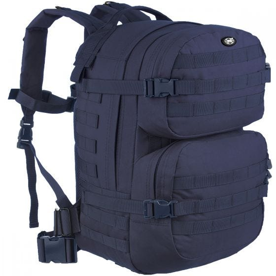 MFH Backpack Assault II Blue