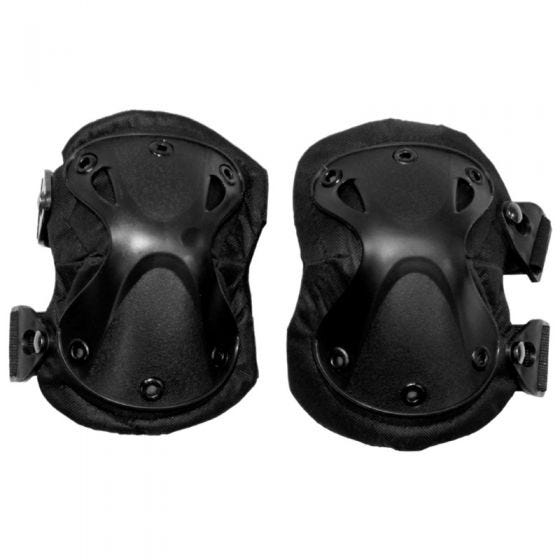 MFH Elbow Pads Defence Black