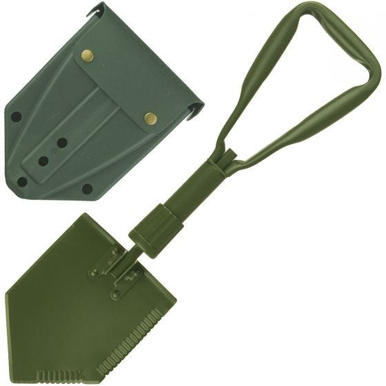 MFH US Army Folding Shovel with Cover