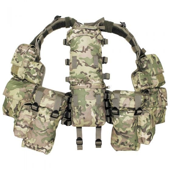 MFH South African Assault Vest Operation Camo