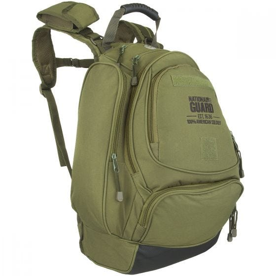MFH US National Guard Backpack OD Green