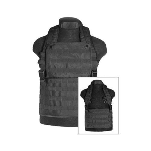 Mil-Tec Chest Rig MOLLE Black