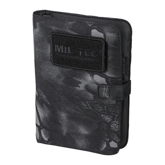 Mil-Tec Tactical Notebook Small Mandra Night
