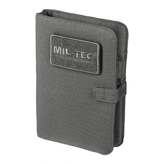 Mil-Tec Tactical Notebook Small Urban Grey