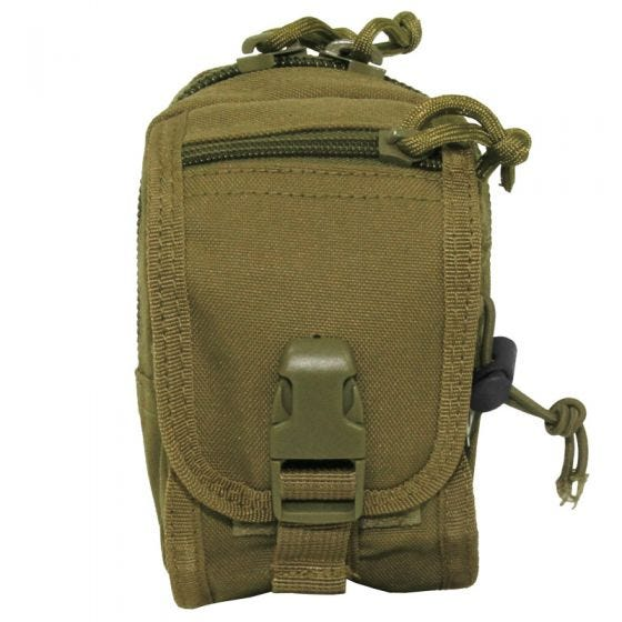 MFH Utility Pouch MOLLE Coyote