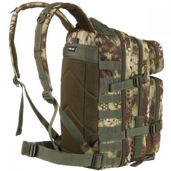 Mil-Tec MOLLE US Assault Pack Small Mandra Wood