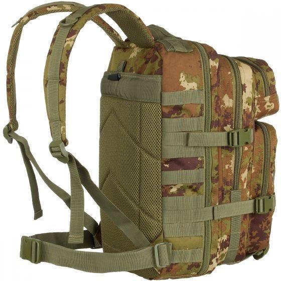 Mil-Tec MOLLE US Assault Pack Small Vegetato Woodland