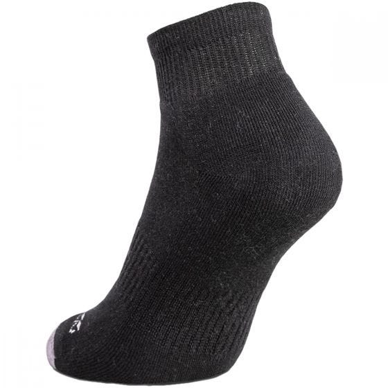 Pentagon Low Cut Socks Black