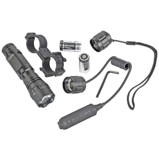 SMK TACTLED Tactical LED Flashlight and Mount System