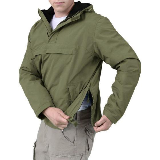 Surplus Windbreaker Jacket Olive