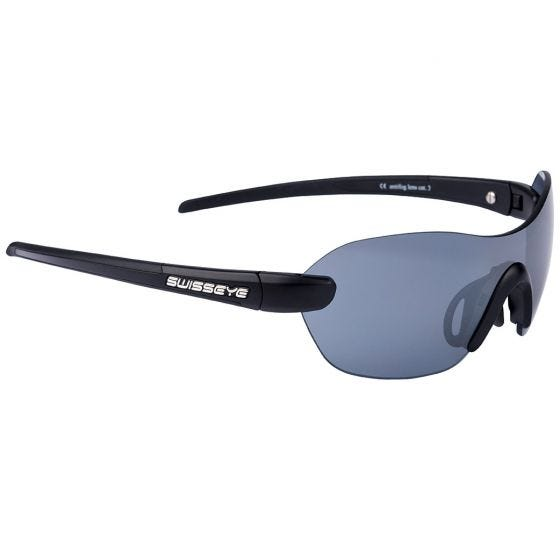 Swiss Eye Horizon Sunglasses Frame Black Matt/Black