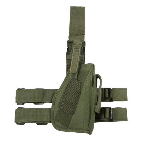 MFH Right Leg Holster Olive
