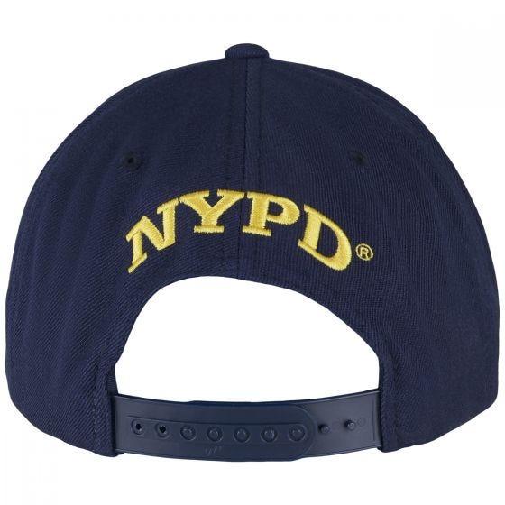YP NYPD Emblem Snapback Cap Navy